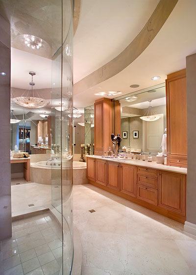 Luxury Real Estate Naples FL The Regent Condo Bathroom
