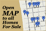 See Map of Homes and Condos in Vanderbilt Beach, Naples Florida