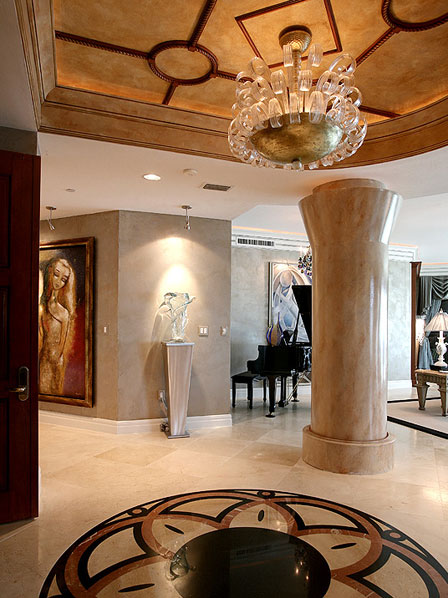 Naples Luxury Real Estate Interior