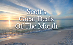 Scott's Real Estate Monthly Selections